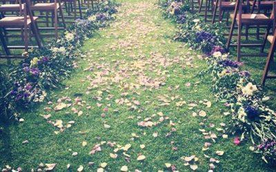 Ideas para organizar una boda al aire libre